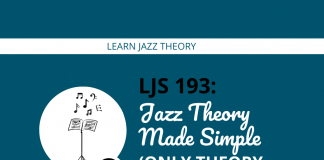 Jazz Theory Made Simple (Only Theory You Need to Know)