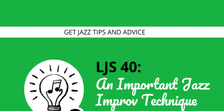 An Important Jazz Improv Technique and How to Use It