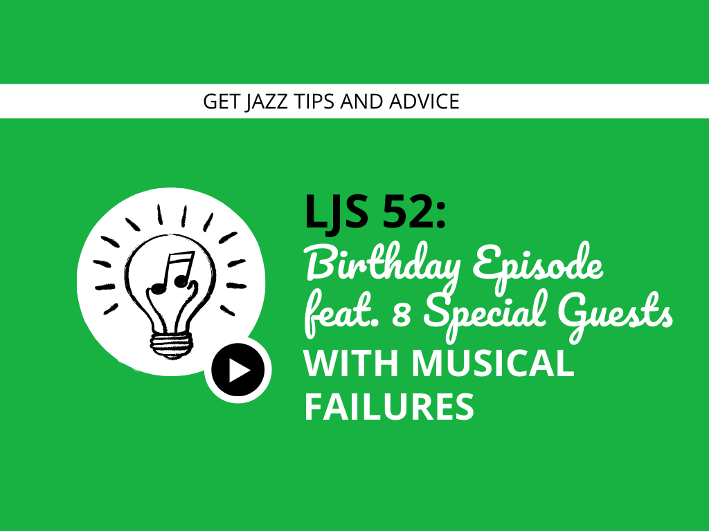 Birthday Episode feat. 8 Special Guests with Musical Failures