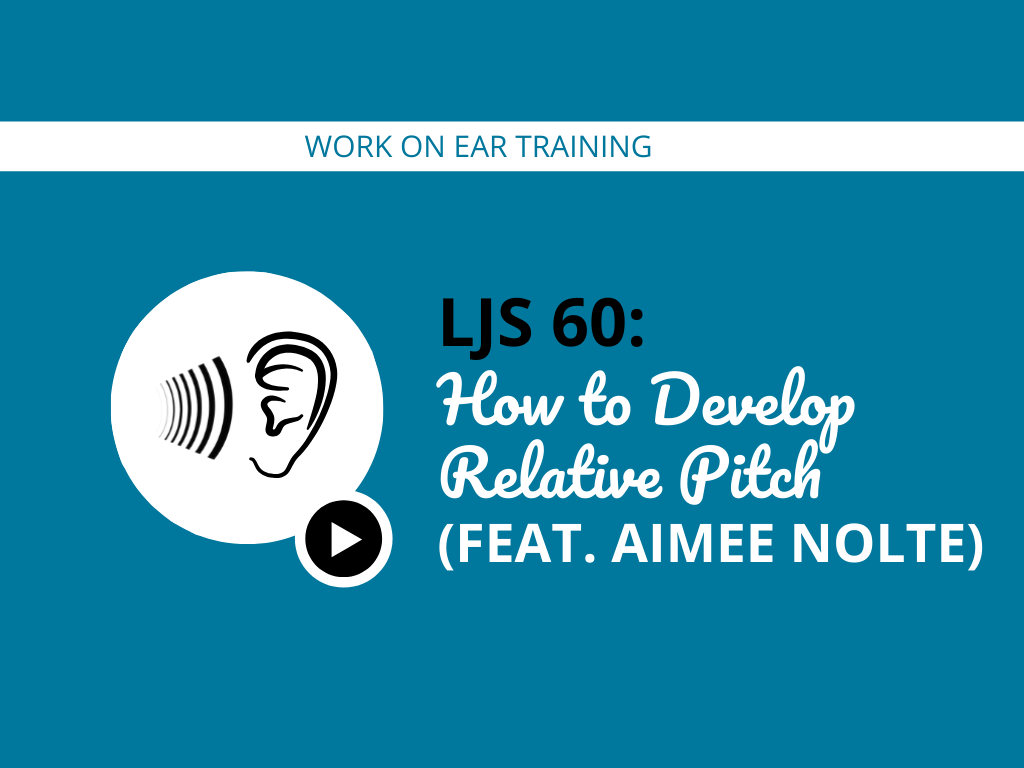 How to Develop Relative Pitch (Feat. Aimee Nolte)