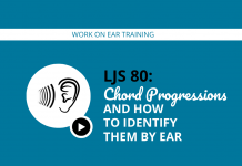 Chord Progressions and How to Identify Them By Ear