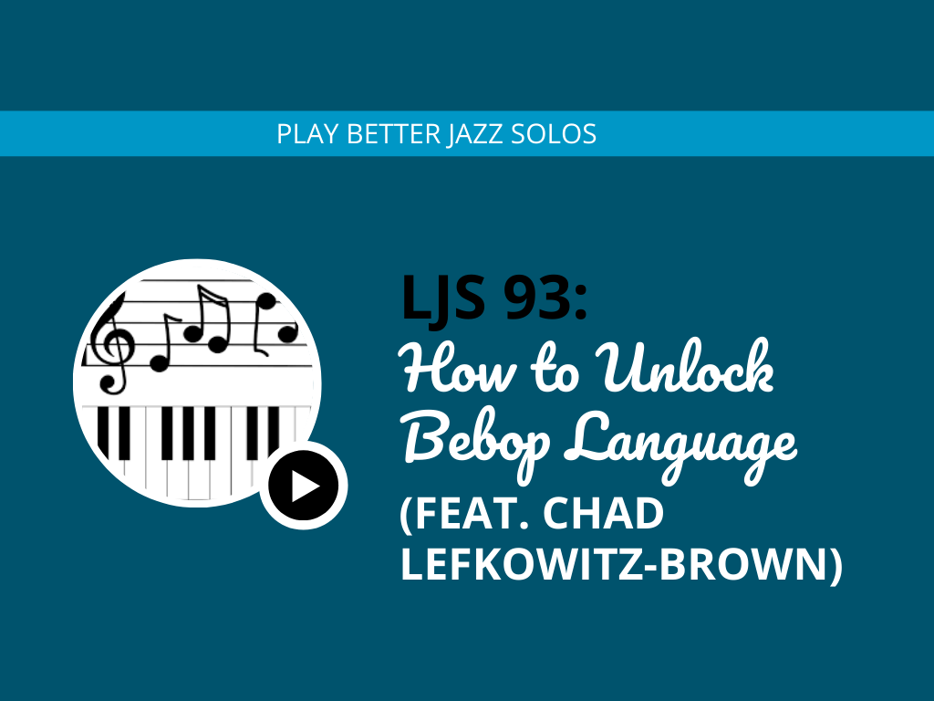 How to Unlock Bebop Language