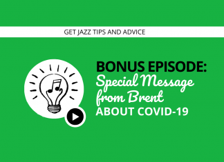 Special Message from Brent About COVID-19