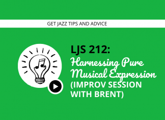 Harnessing Pure Musical Expression (Improv Session with Brent)
