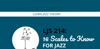 16 Scales to Know for Jazz