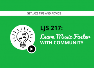 Learning Music Faster with Community feat. Christopher Sutton
