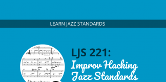 mprov Hacking Jazz Standards (3 Step Proven Process)