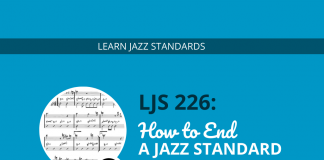 How to End a Jazz Standard