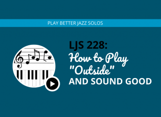 How to Play Outside and Sound Good
