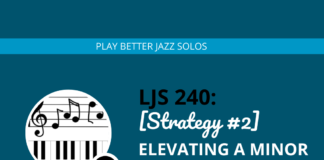 [Strategy #2] Elevating a Minor Blues with Chord Tones and Scales