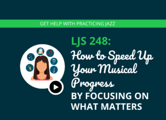 How to Speed Up Your Musical Progress By Focusing On What Matters (Feat. Mark Morley-Fletcher)