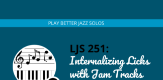 Internalizing Licks with Jam Tracks and Improving Your Musicality (feat. Quist)