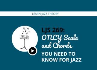 ONLY Scale and Chords You Need to Know for Jazz