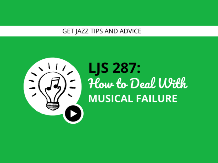 How to Deal With Musical Failure